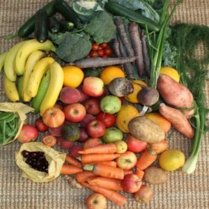 Organic Fruit & Vegetables